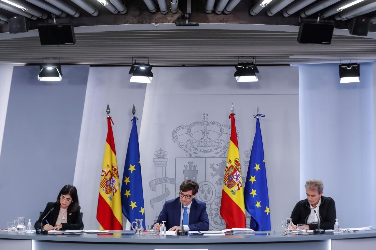 Spanisches Gesundheitsministerium