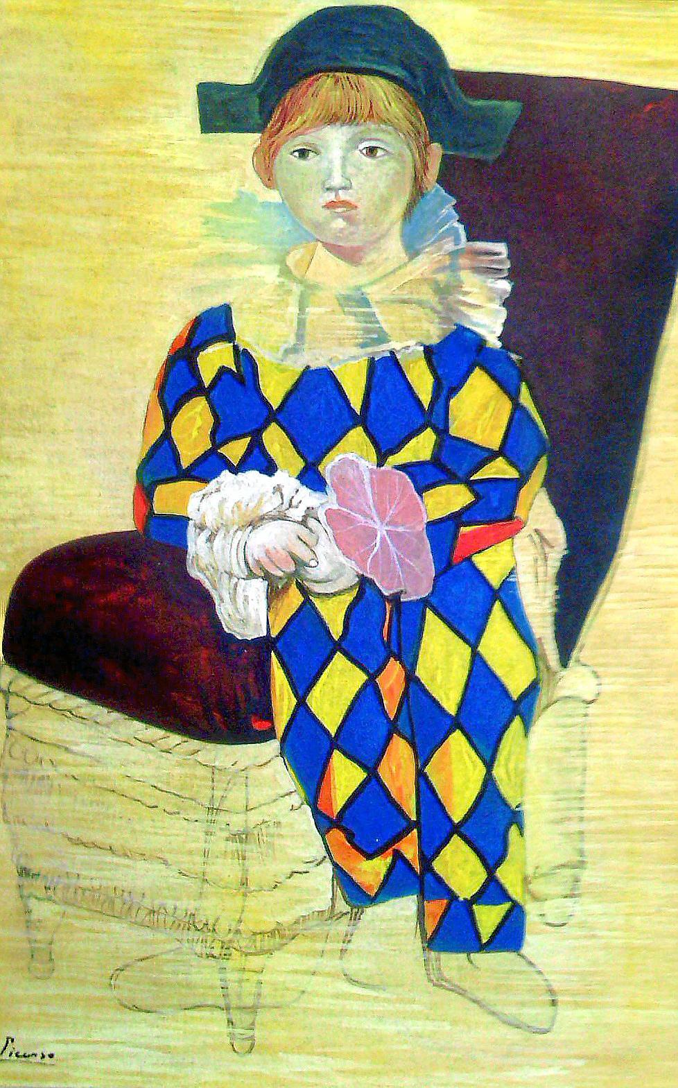 A Picasso by Elmyr de Hory