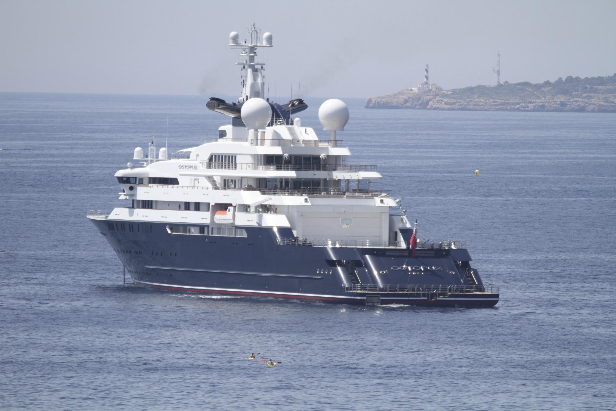 Die Größten Yachten Der Welt