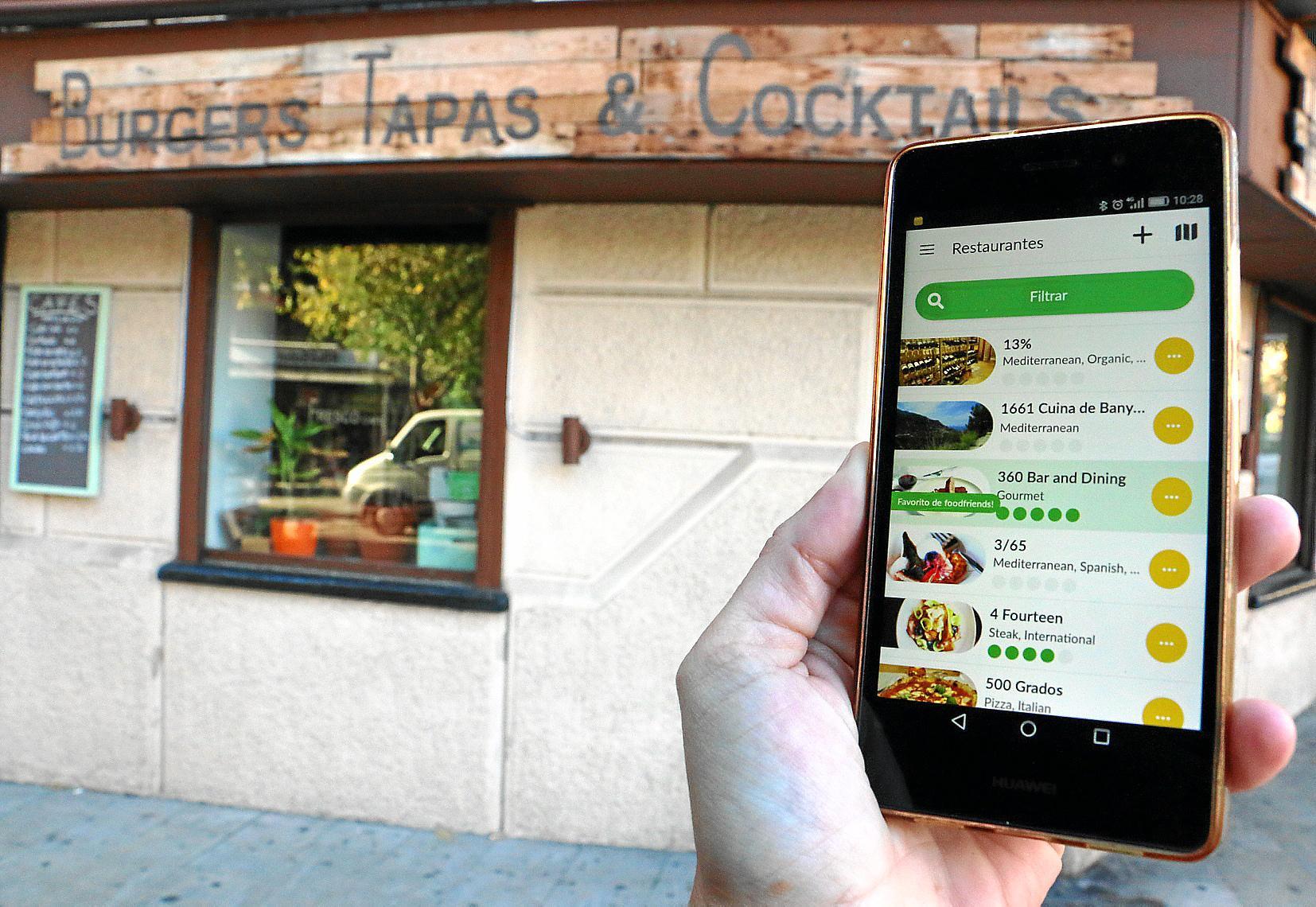 social app f r gutes essen auf mallorca und weltweit. Black Bedroom Furniture Sets. Home Design Ideas