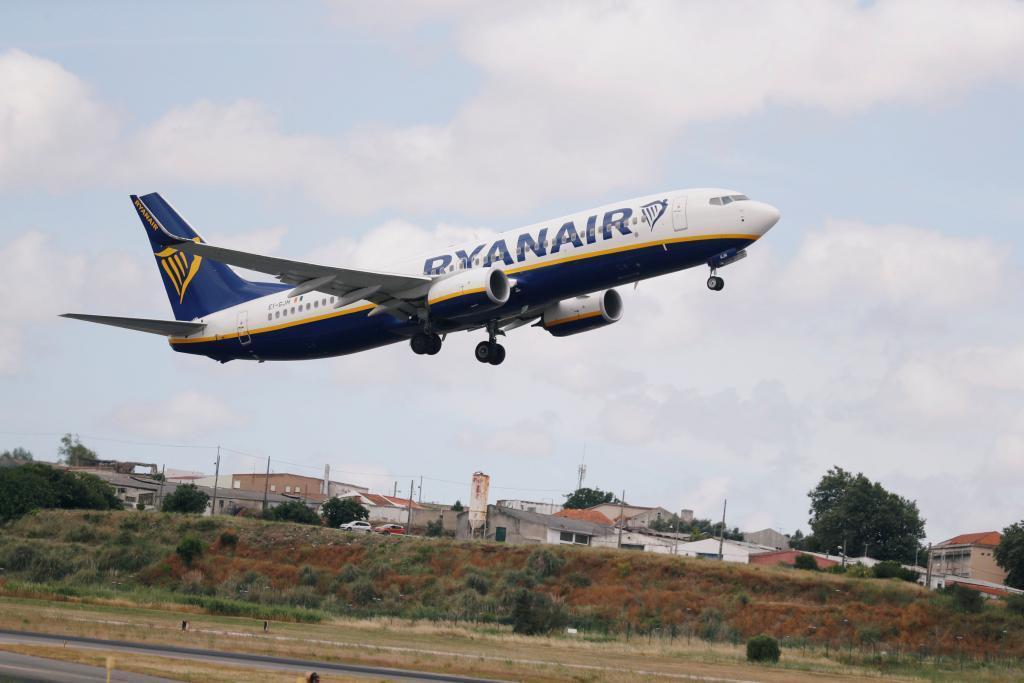 Bai Ryanair stehen alle Zeichen auf Streik