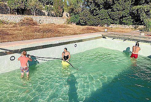 Becker Finca Mallorca