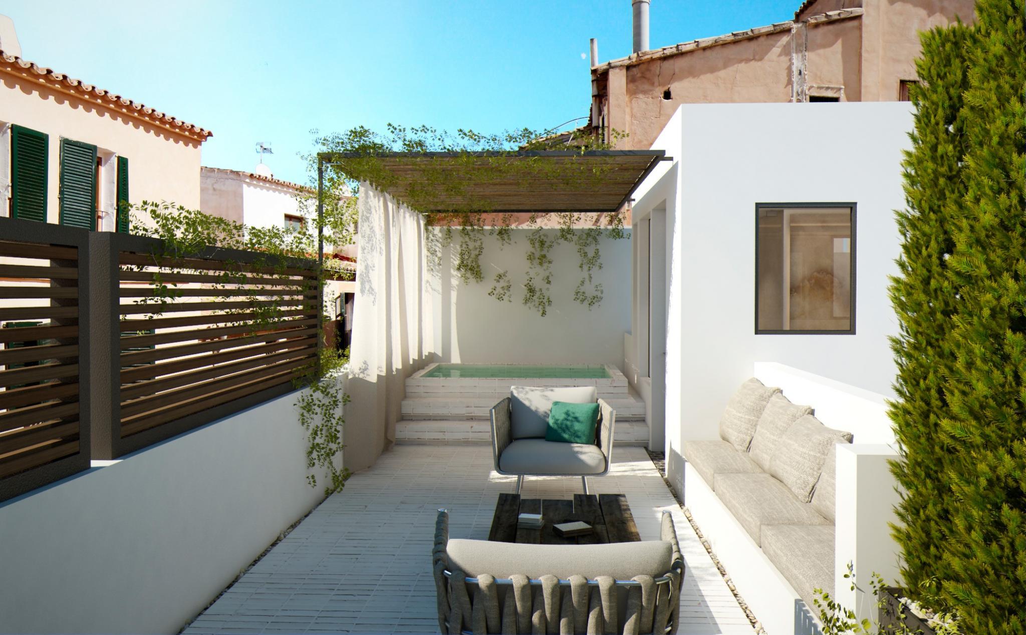Neues Funf Sterne Hotel In Der Altstadt Von Palma Auf Mallorca
