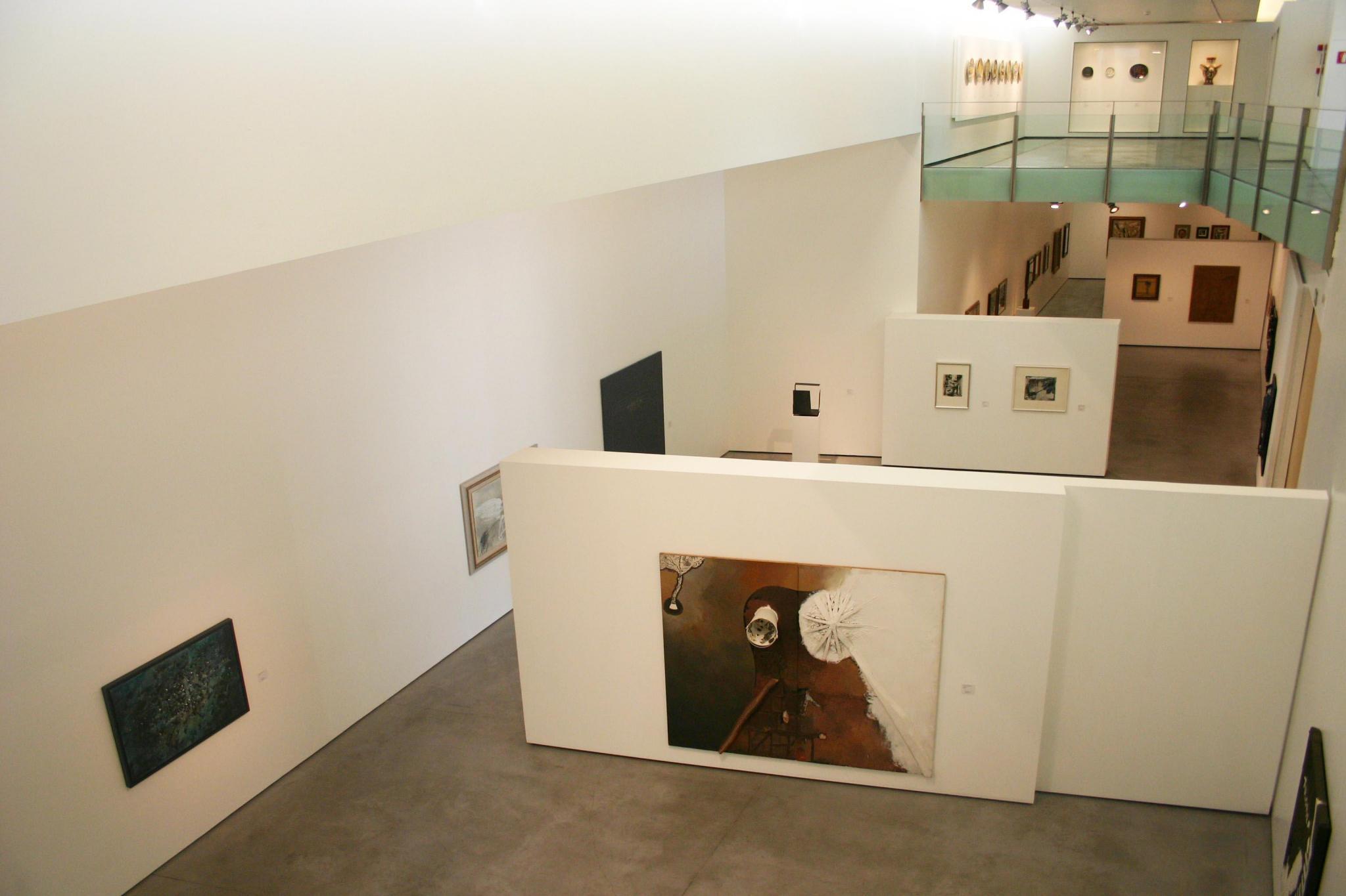 Museum Es Baluard » Museum