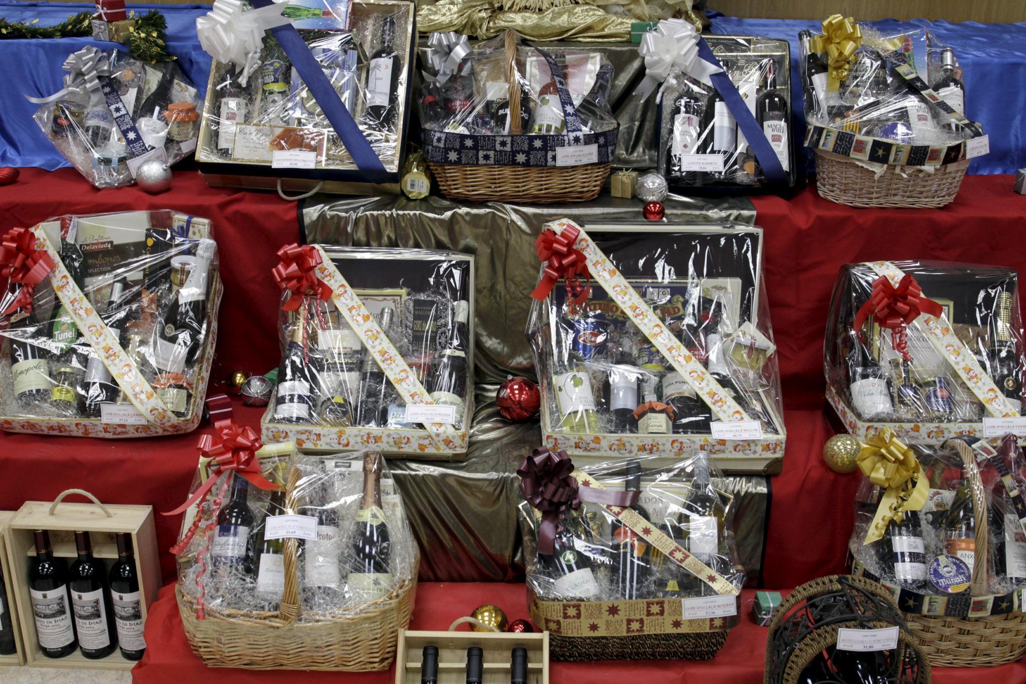 Weihnachtliche pr sentk rbe weniger gefragt lokales for Nachrichten magazin