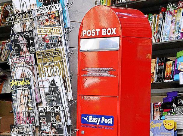 post ist nicht gleich post banken post und telefon. Black Bedroom Furniture Sets. Home Design Ideas