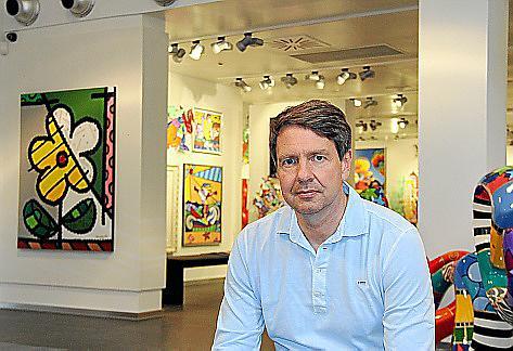 Mensing Galerie größte filiale der mensing galerien feiert saisoneröffnung