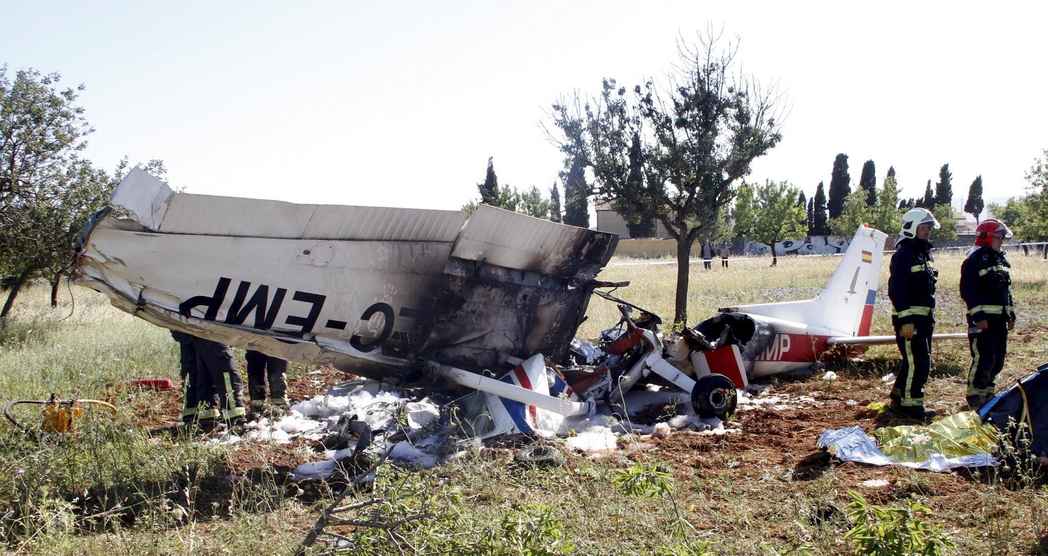 Flugzeugabsturz auf mallorca lokales nachrichten for Nachrichten magazin