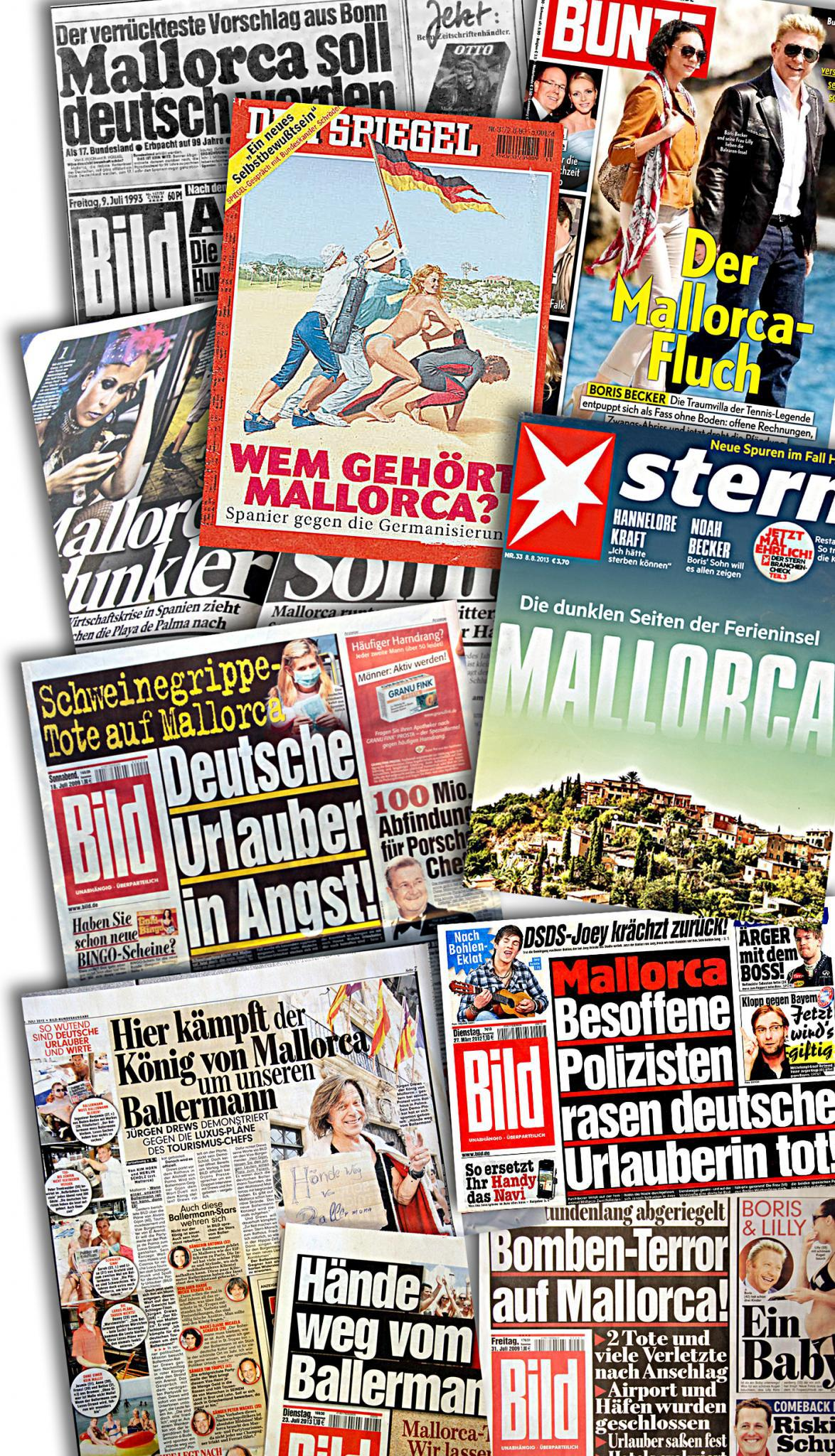 Insel unter besonderer beobachtung gesellschaft for Nachrichten magazin