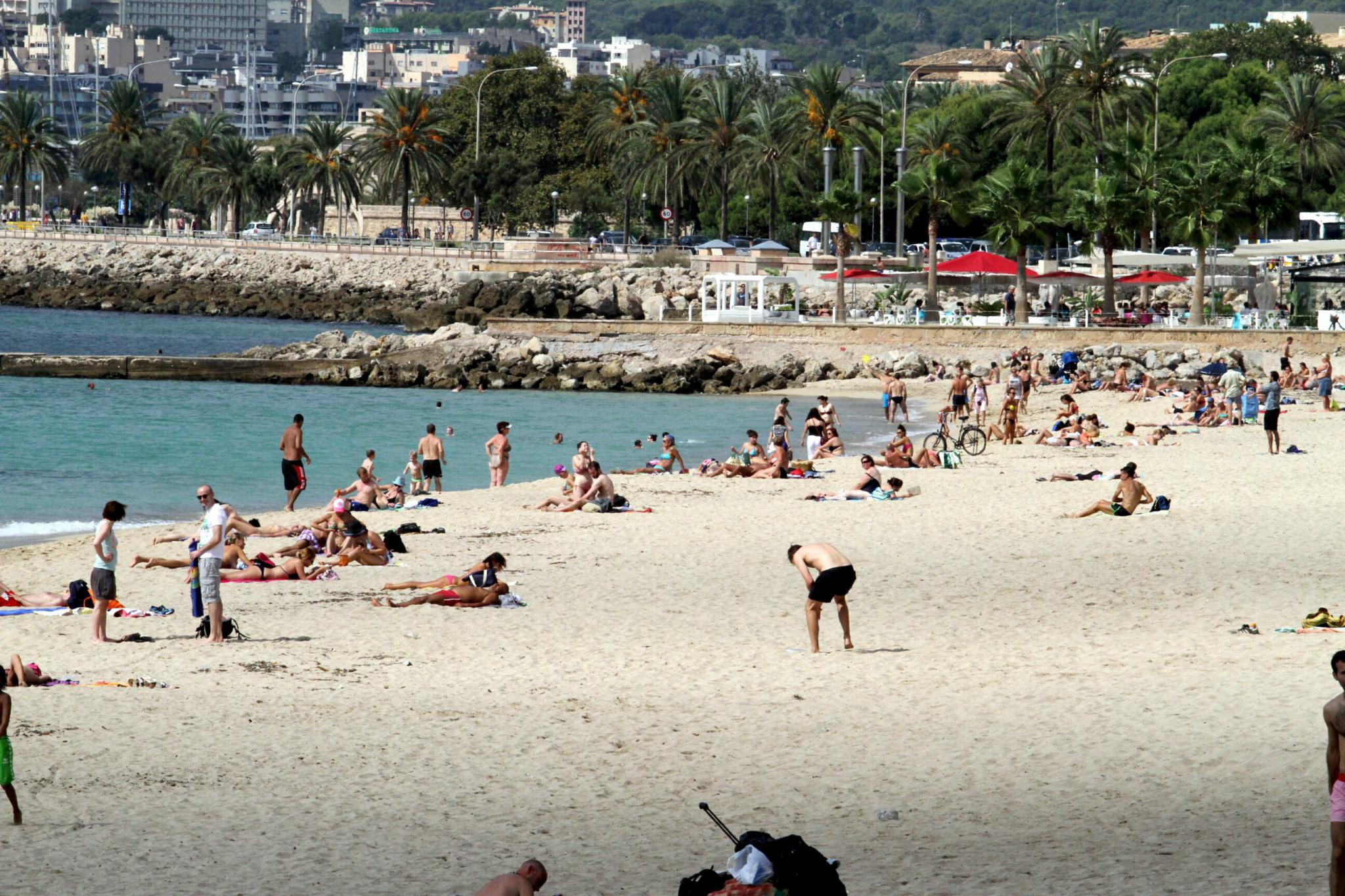 Gratis internet an palmas hafenpromenade tourismus for Nachrichten magazin