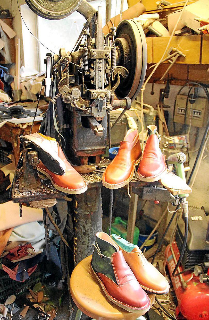 Schuhe mit sohlen aus autoreifen tourismus nachrichten for Nachrichten magazin