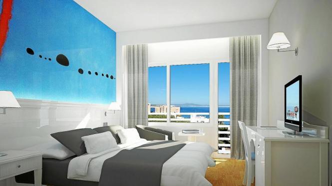 erstes mir hotel der welt geplant. Black Bedroom Furniture Sets. Home Design Ideas