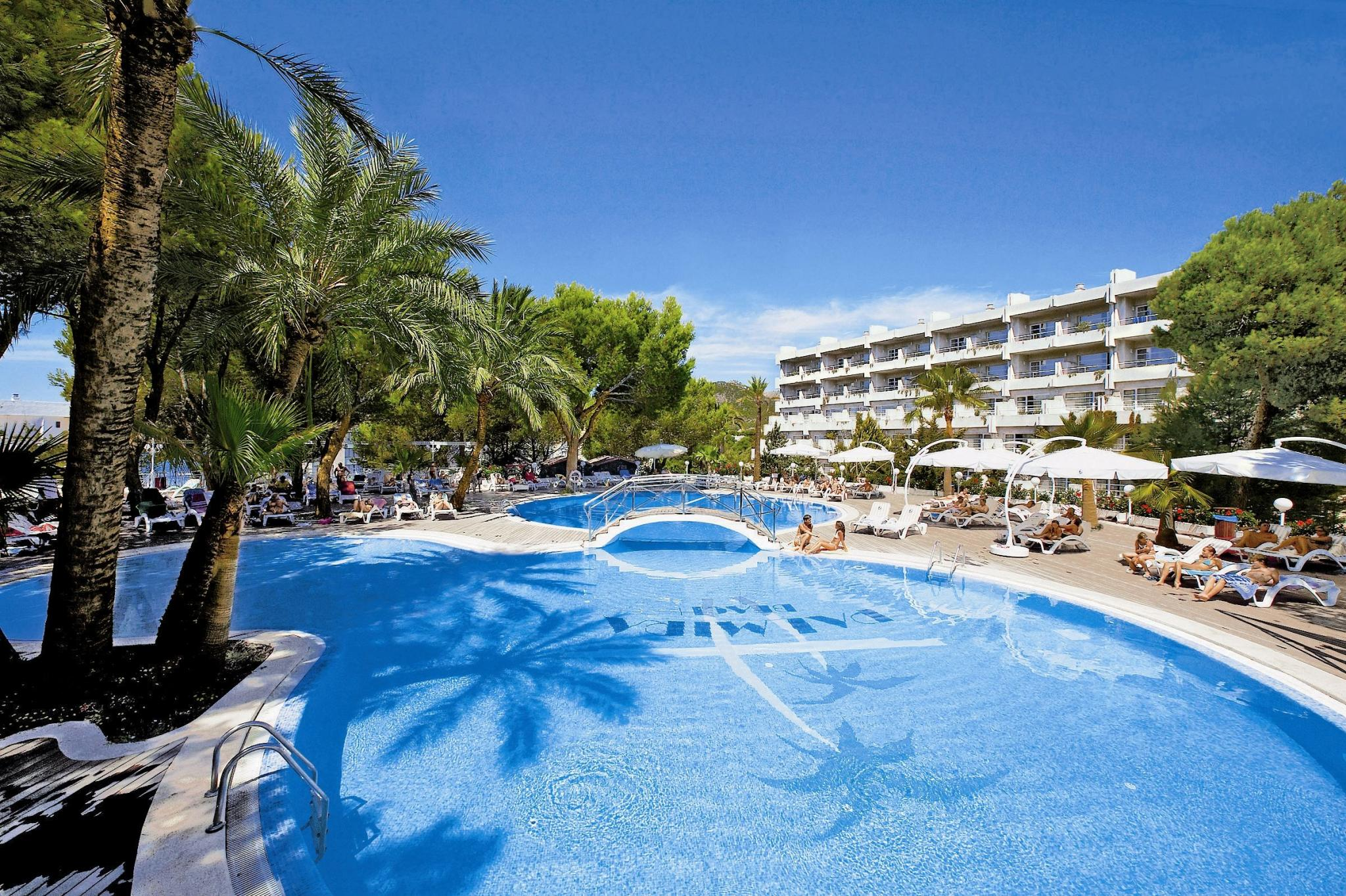 Mallorca Hotel Palmira Paradise  Sterne