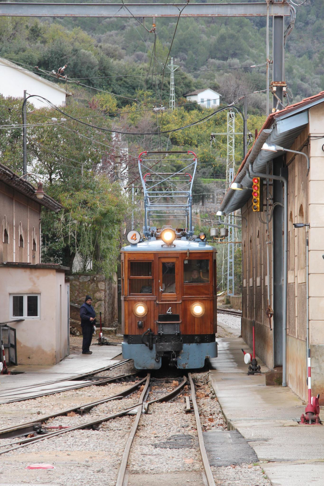 Zug Mallorca