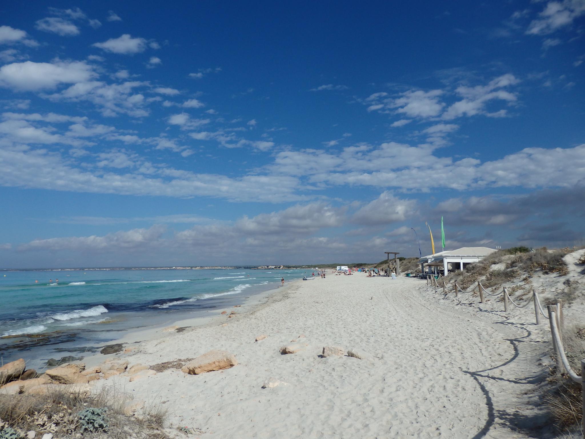 Es-Trenc-Strand soll Naturpark werden » Politik » Nachrichten » Mallorca Magazin