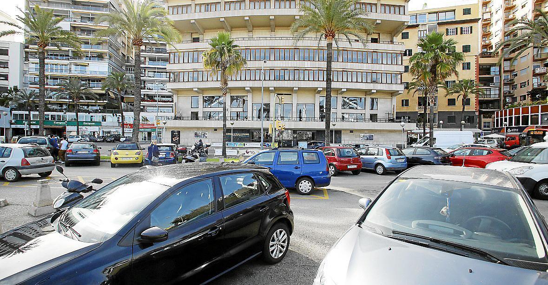 Das Rathaus Von Palma De Mallorca Will Parkplätze Am Paseo Marítimo  Eliminieren.