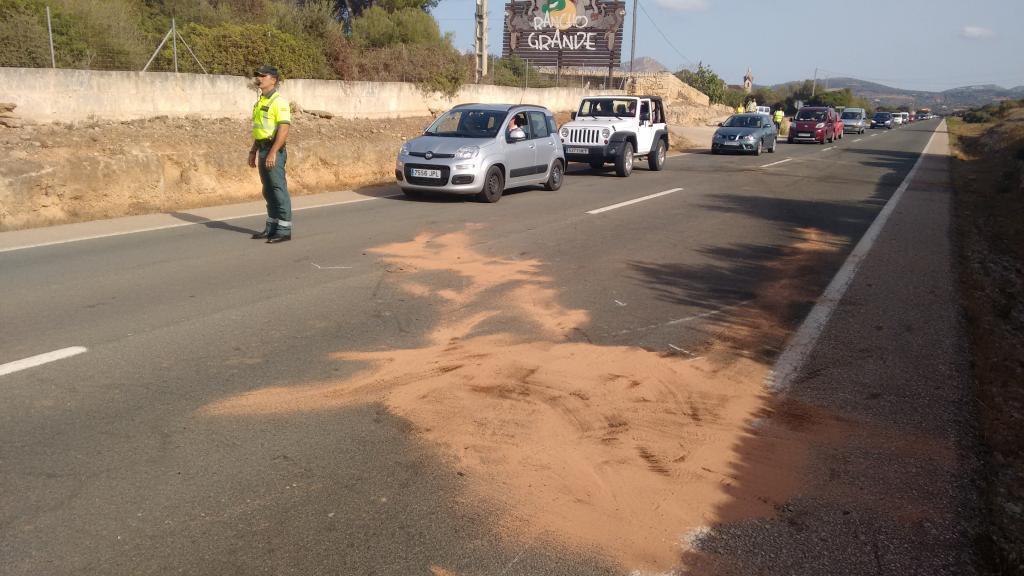 Deutsche Familie stirbt bei schwerem Autounfall auf Mallorca