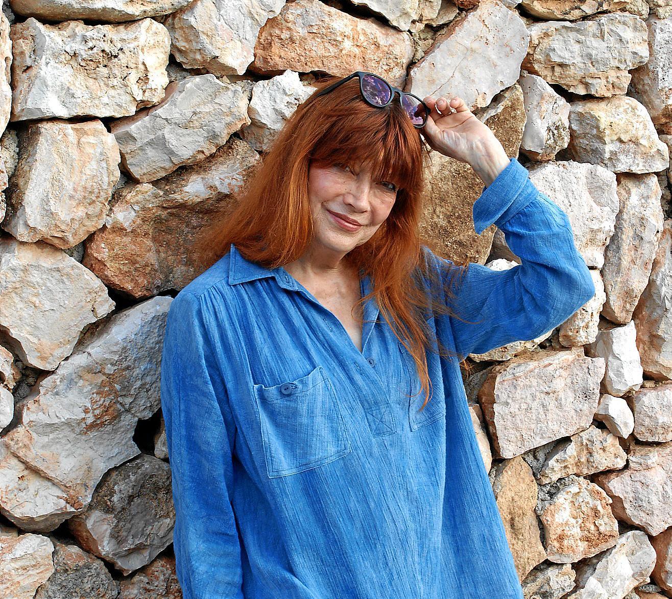 Katja ebstein im mm interview kultur nachrichten for Nachrichten magazin