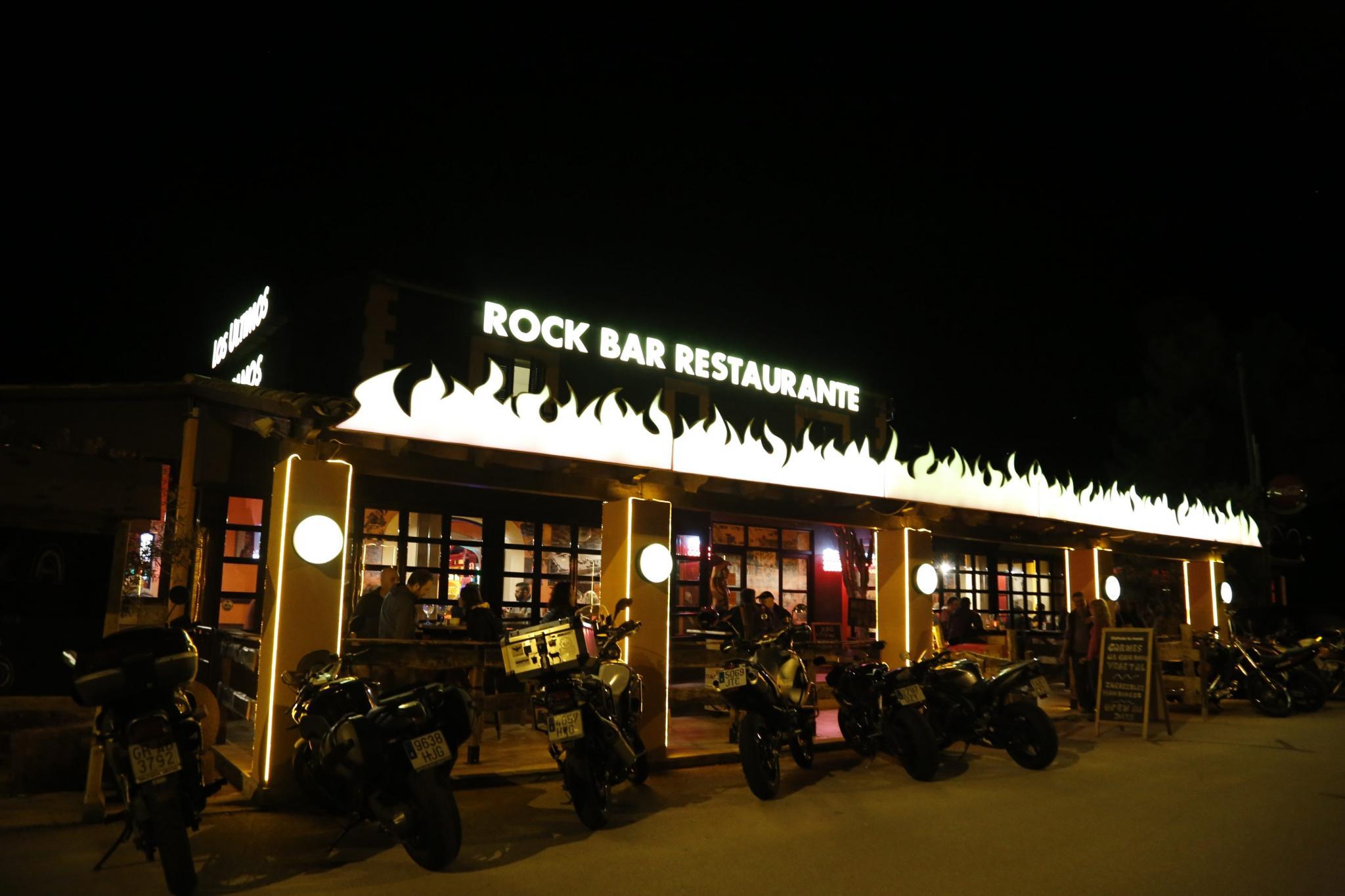 Motorrad-Bar für die \