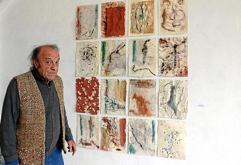 Egal Ob Material, Farbe Oder Form: Die Natur Findet Sich überall In Den  Arbeiten Von Toni De Cúber Wieder.