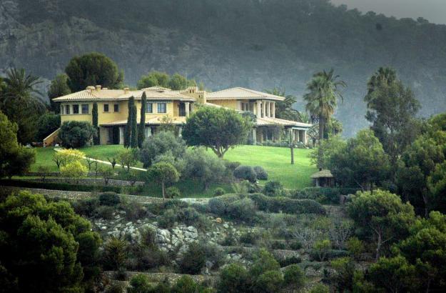 Michael Schumacher's Wife Buys 30 Million Euro Mansion In Mallorca