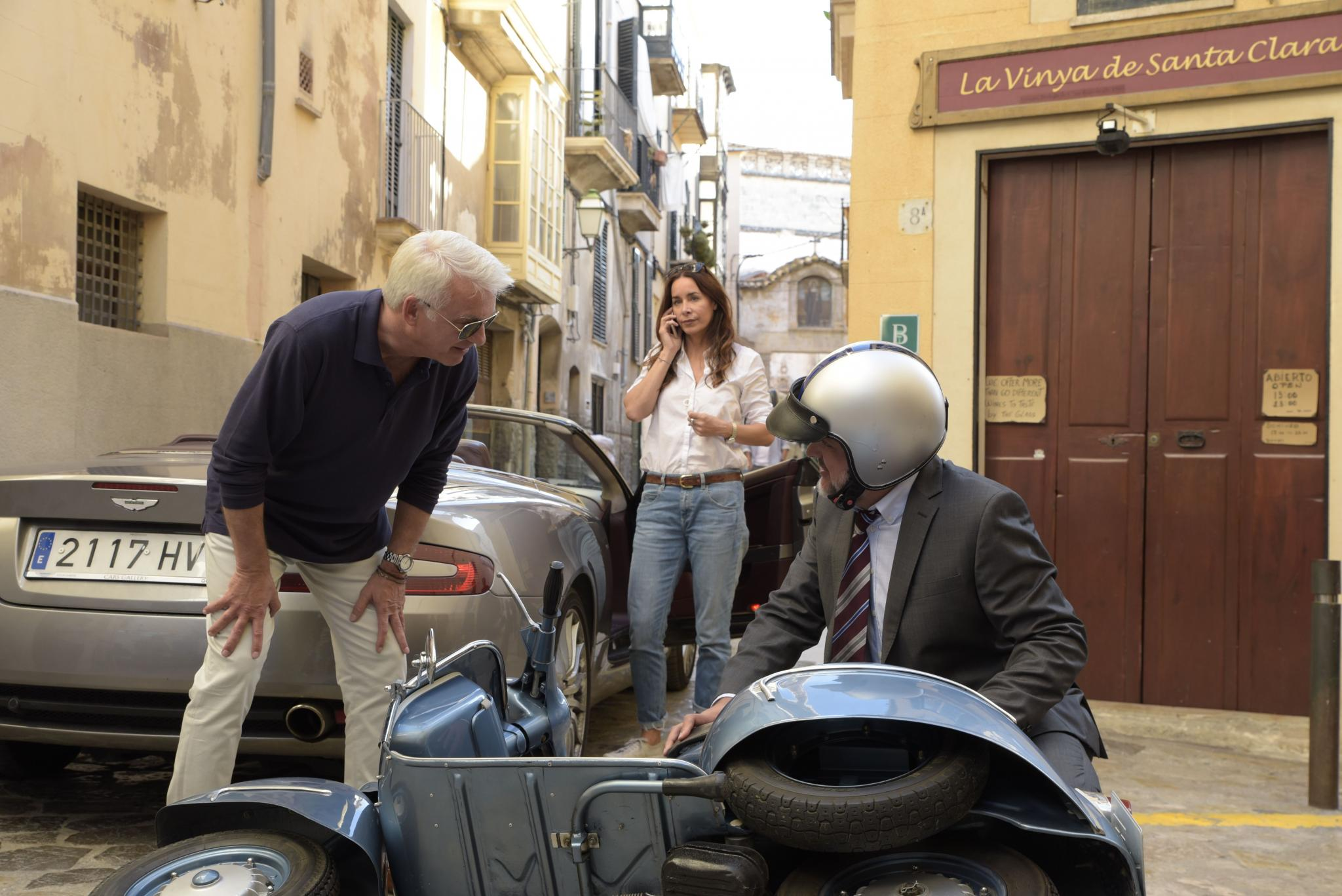 Gärtner Mallorca der tv tipp erstausstrahlung ein sommer auf mallorca
